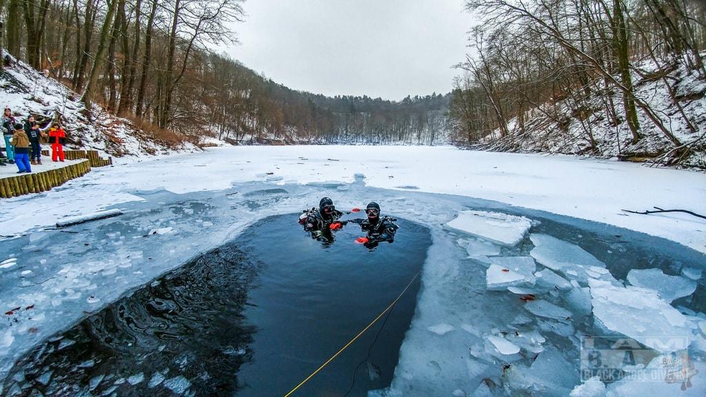 ice diver