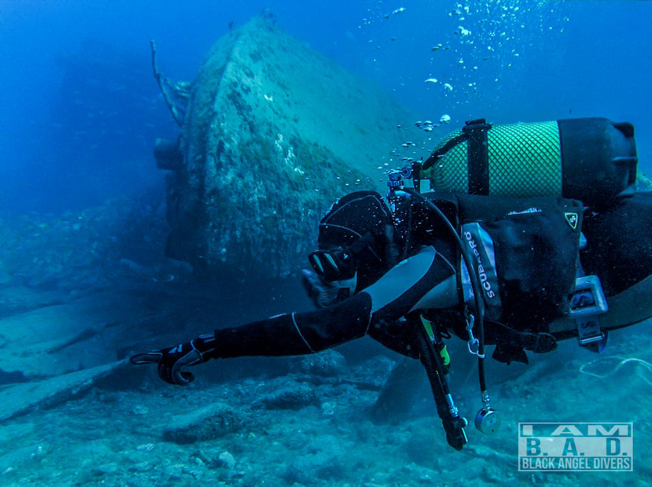 Advanced Open Water Diver - nurkowania wrakowe