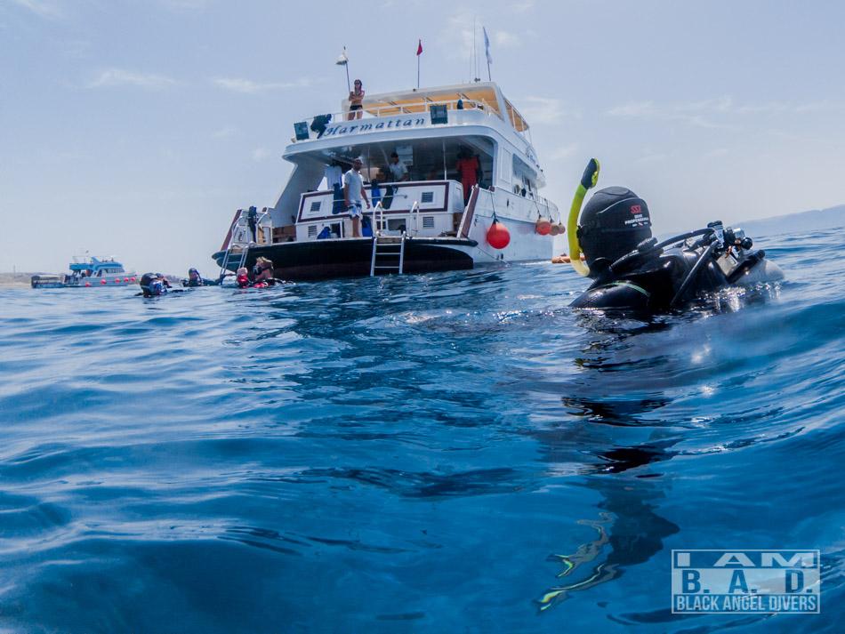 Nurkowanie z łodzi - kurs Boat Diving