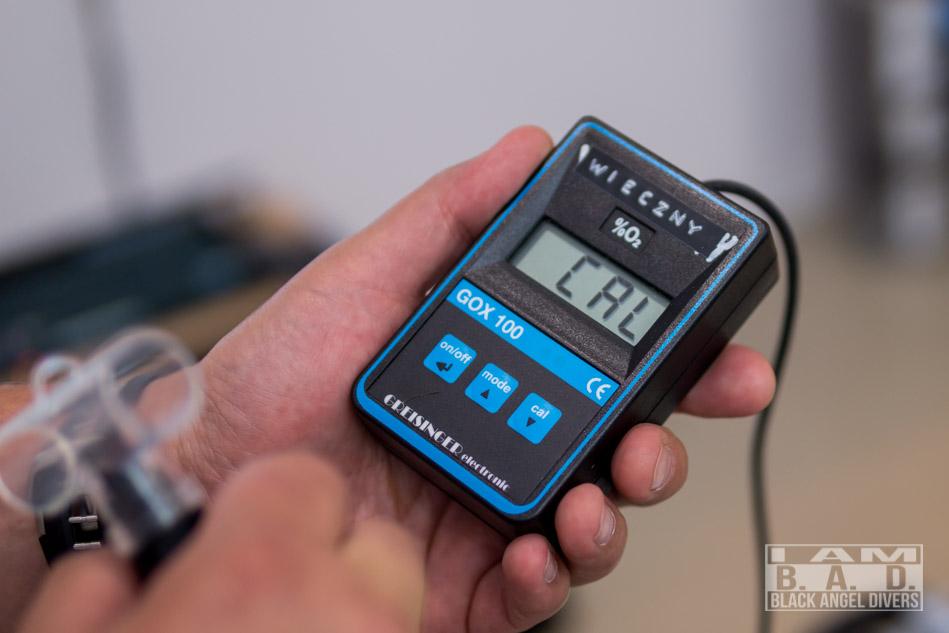 Kalibracja urządzenia pomiarowego