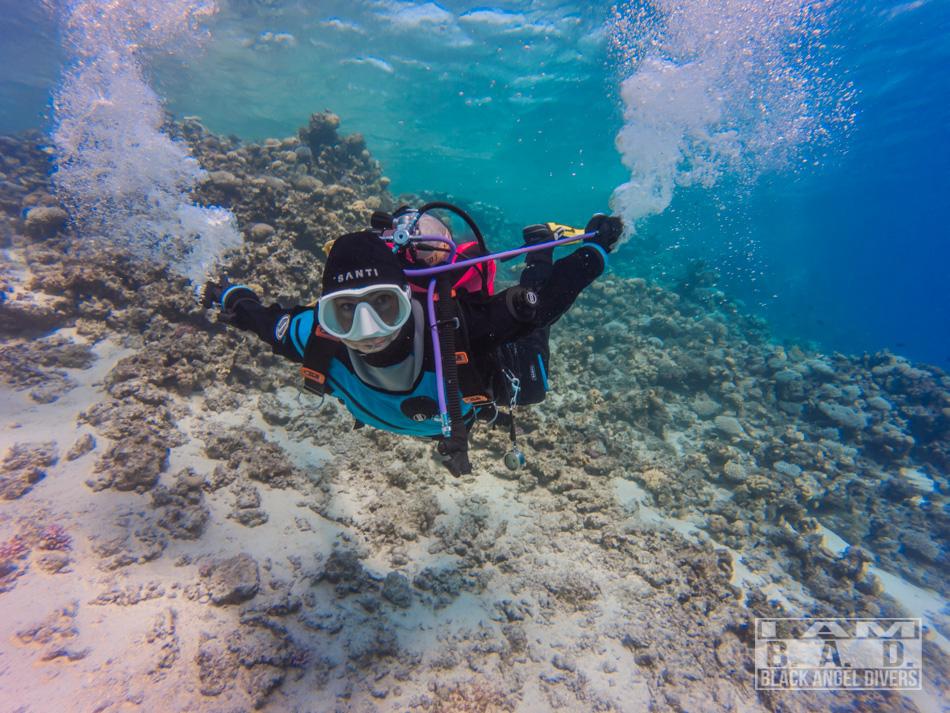 Szkolenie podstawowe z kursu nurkowania