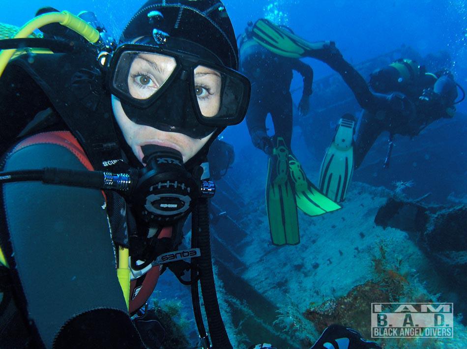 Kurs Open Water Diver nurkowanie
