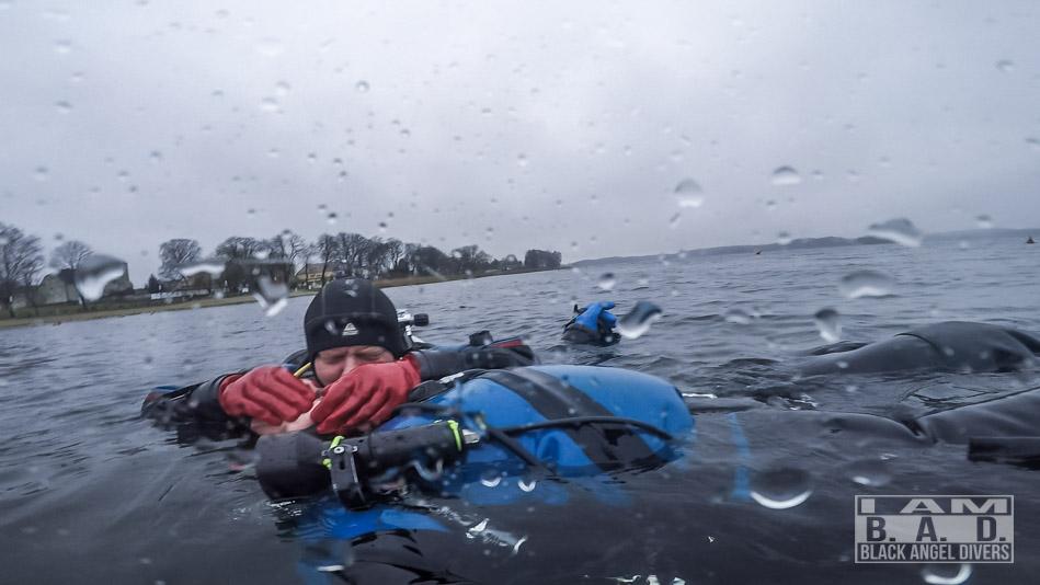 Pierwsza pomoc na wodzie podczas szkolenia Stress & Rescue