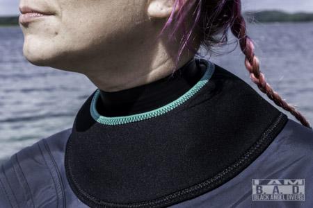 Docieplenie kryzy, damski skafander nurkowy Avatar