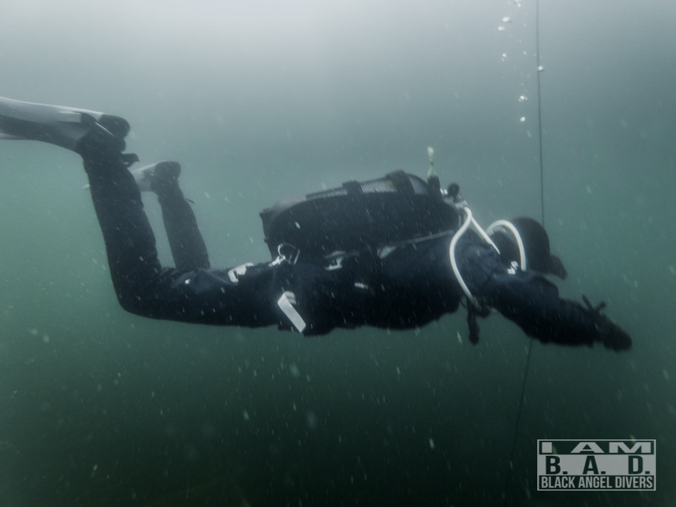 Trym czyli odpowiednia pozycja pod wodą w trakcie wynurzenia