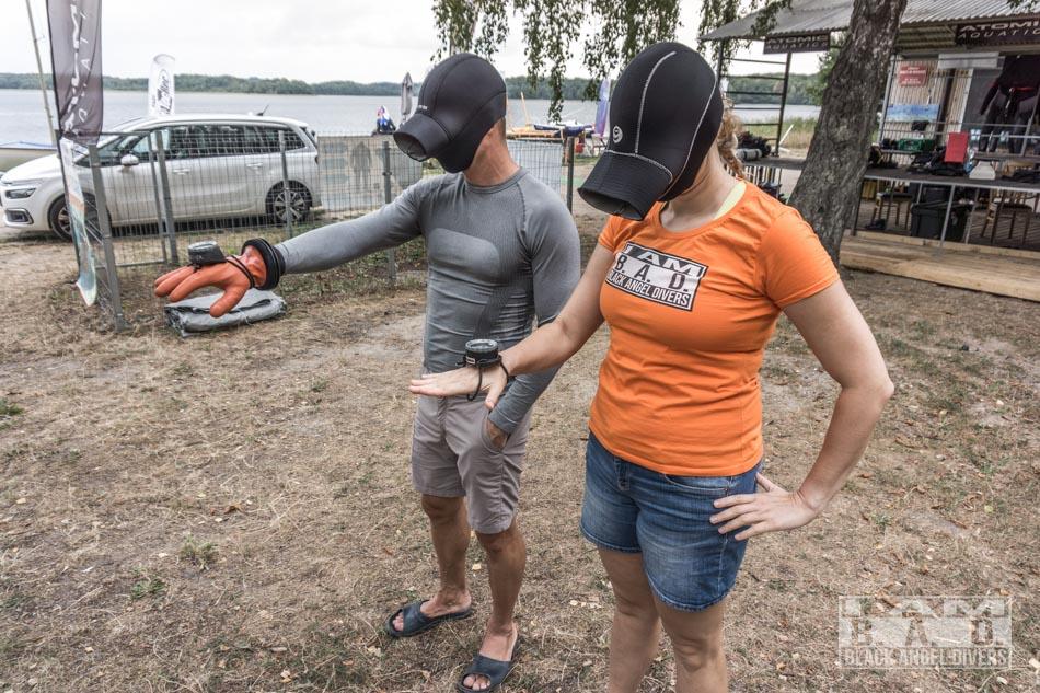 Szkolenie z metod nawigacji wykorzystywanej pod wodą