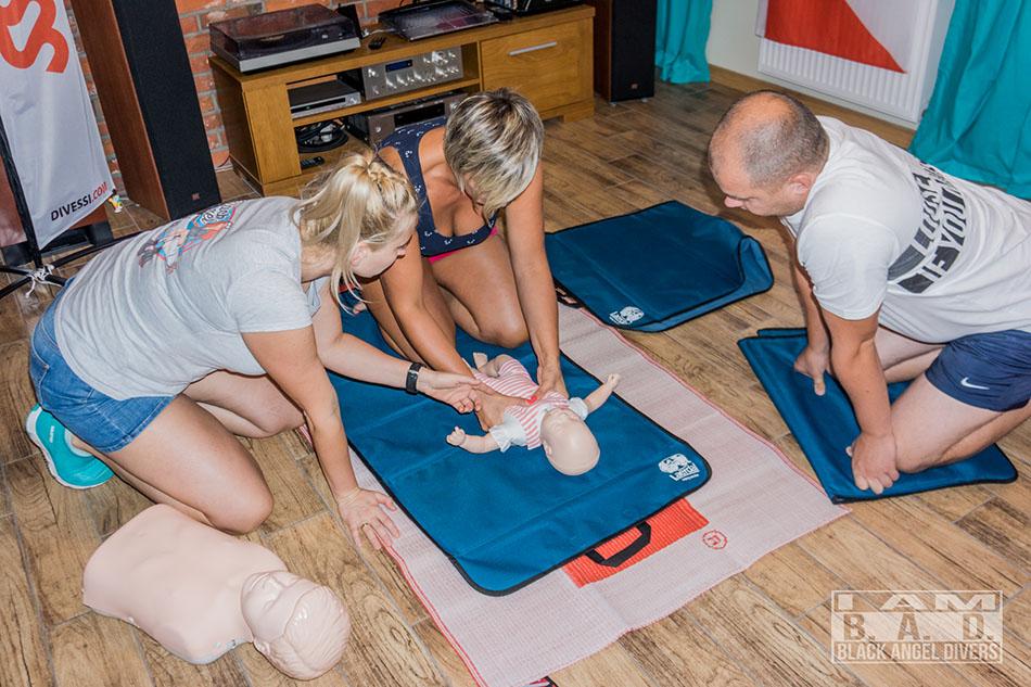 Pierwsza pomoc dzieciom - Pediatric Basic Life Support