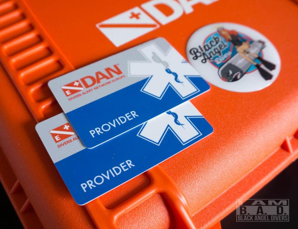 Certyfikaty ratownika Basic Life Support Provider