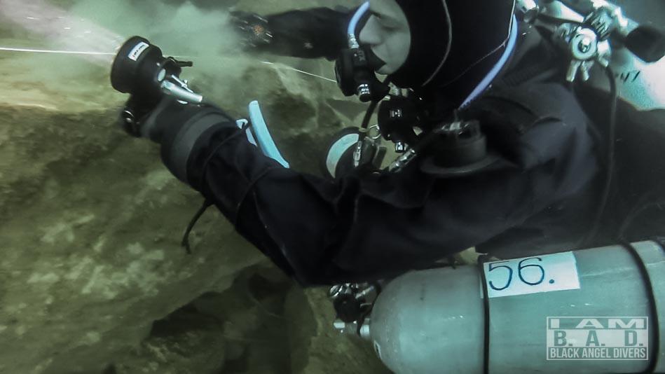 Independent Diving - Nurek Samodzielny