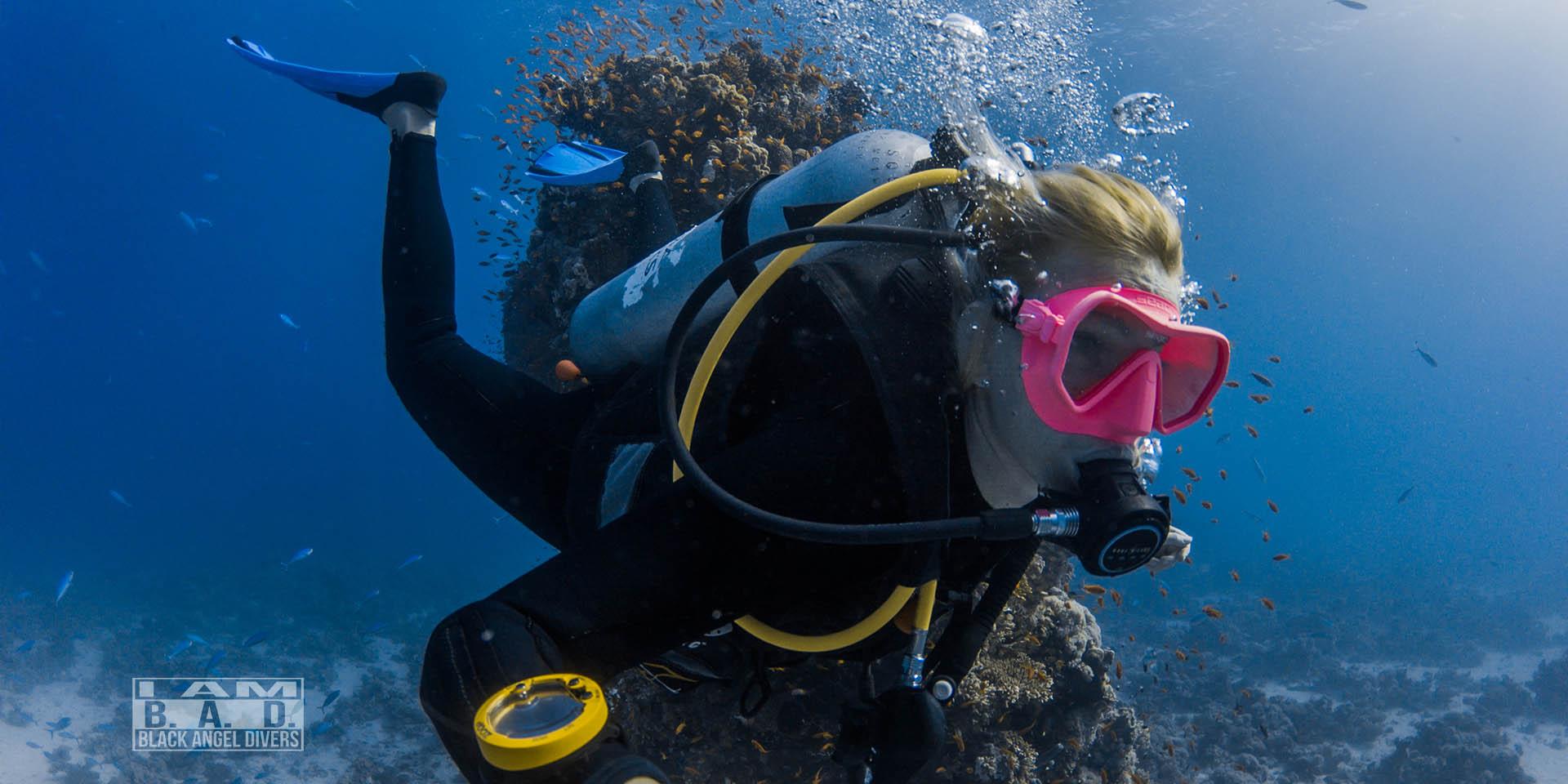 Open Water Diver kurs Szczecin