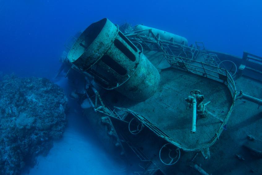 Wreck Diving Nurkowanie Wrakowe